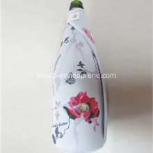 High quality neoprene champagne bottle carrier holders